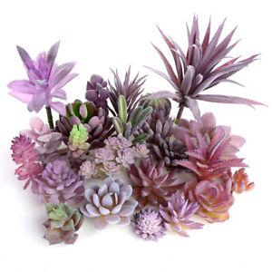 Am-FP-1Pc-Artificial-Succulent-Plant-DIY-Garden-Flower-Arrangement-Party-Decor