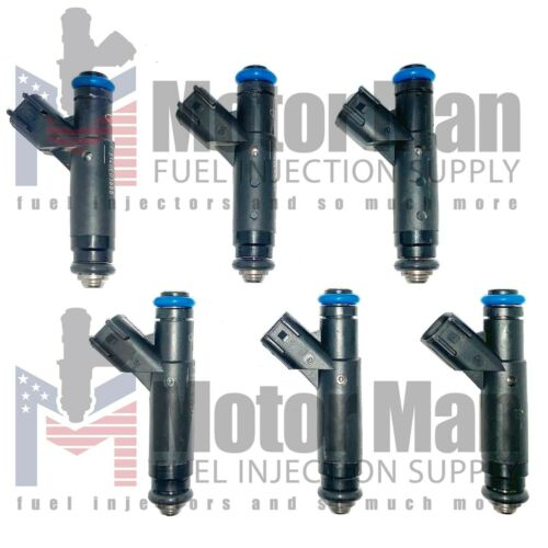 Motor ManXF2E-C4BNew OEM Fuel Injectors CM51772002-2004 Ford Mustang