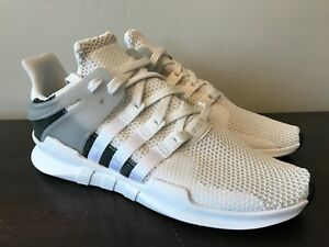timeless design 23cdf f8e7e Details about Adidas Men's EQT Support ADV 91-16 Running Shoes White Black  Size 9 CQ3002