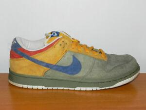 promo code 86a56 8bed9 Image is loading Nike-Dunk-Low-Premium-SB-Puff-N-Stuff-