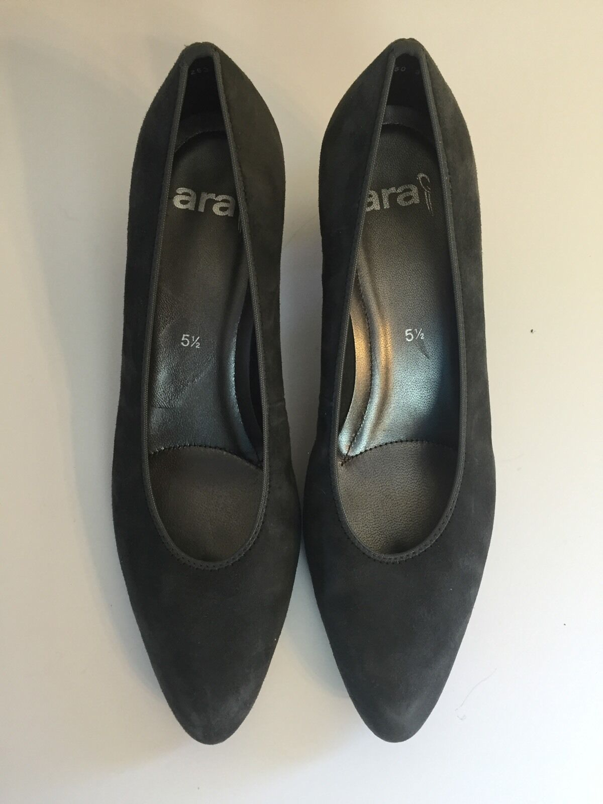 ARA Knokk damen US 8 grau Heels UK 5.5
