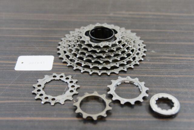 Ritzelpaket Shimano 9 Fach Fahrrad Zahnkranz Kassette 11-34 Ritzel Kassetten