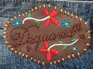 Dsquared2 Cowboy Indiam Årsaker 50 Størrelse Denim Jeans Totem Vårsommer Utqx1wUrY