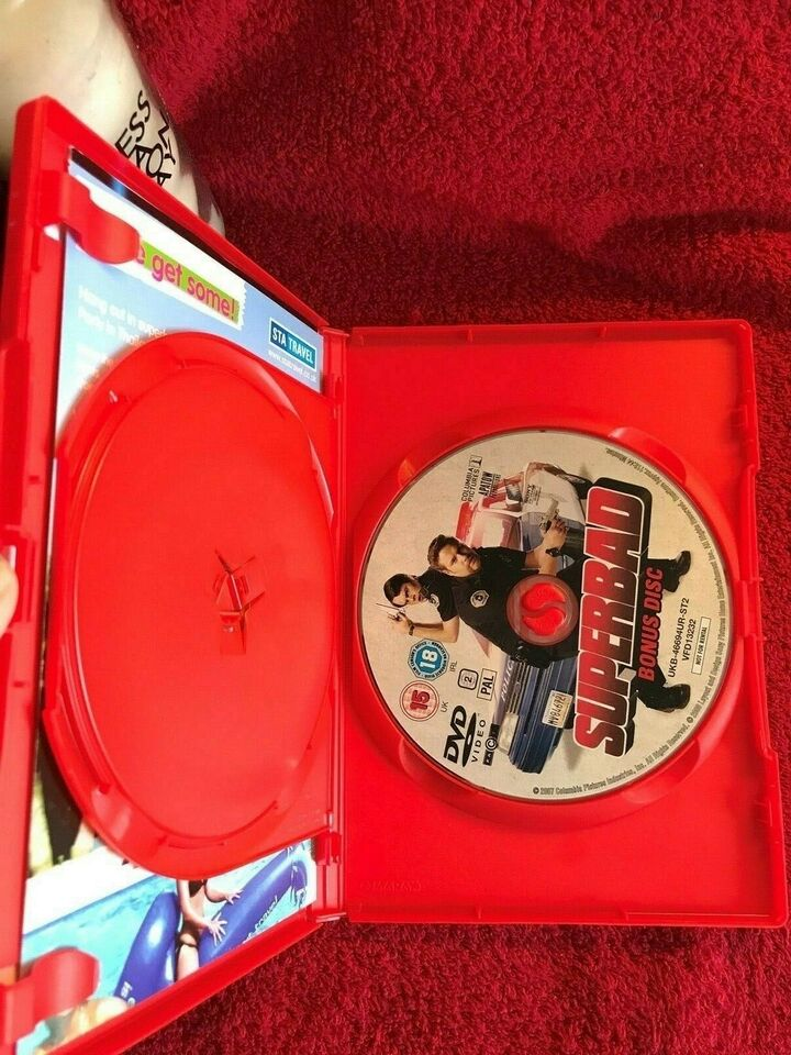 Superbad, DVD, komedie