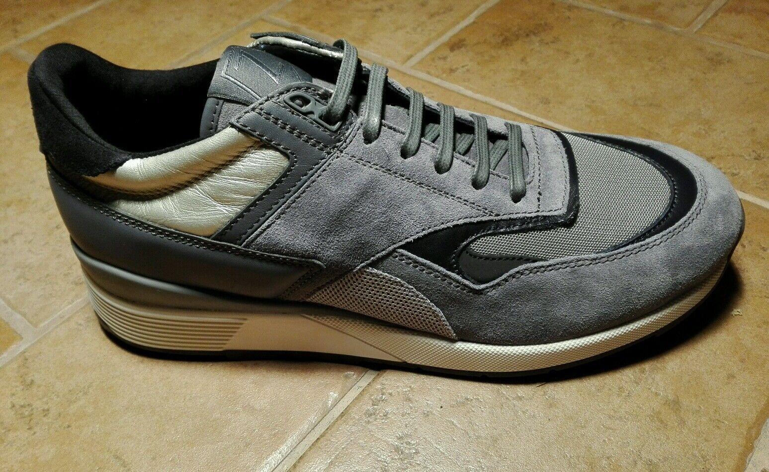 zapatos Zeta Zegna n. 44 (10 eu 11us) nuove