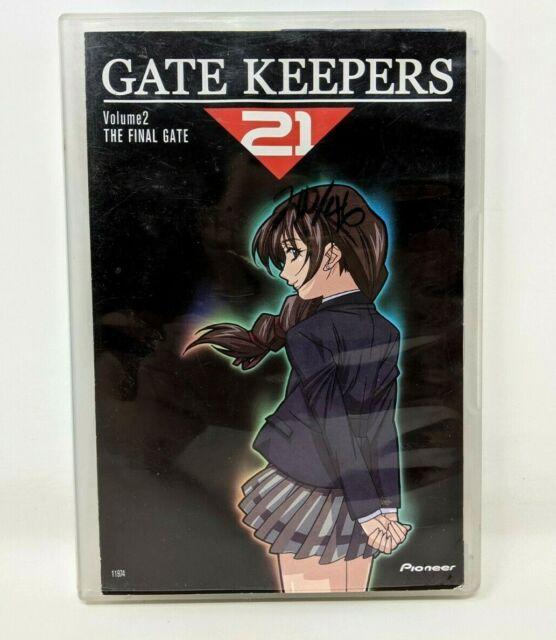 Gate Keepers 21 Volume 2: The Final Gate (DVD, Pioneer