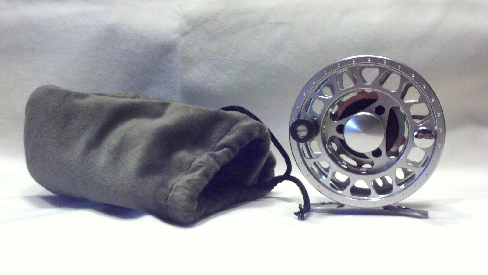 3 4 Large Arbor Aluminum Fly Reel