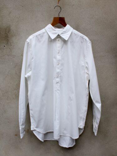 Joueurs de Cricket Shirt par des queues et l/'inattendu doux Lavé Coton Sergé