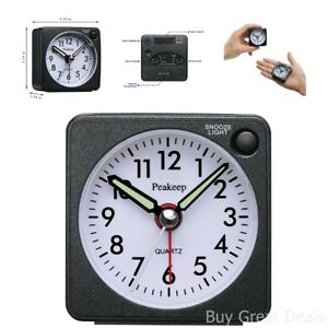 Ultra-Small-Peakeep-Battery-Travel-Alarm-Clock-with-Snooze-Light-Silent