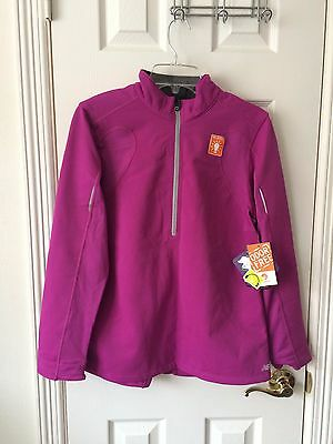 new balance women's windblocker 1/2 zip jacket