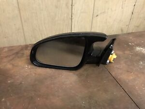 Left Passenger Side Heated Mirror Glass for BMW 5 series 2011-2016 0293LSH
