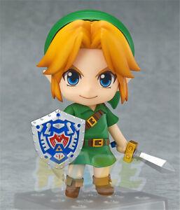 Nendoroid-The-Legend-of-Zelda-Link-Magic-Mask-10cm-PVC-Figura-de-accion-Juguet