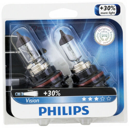 Philips High Low Beam Headlight Light Bulb for Plymouth Voyager Grand lm