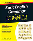Basic English Grammar For Dummies by Geraldine Woods (Paperback, 2015)
