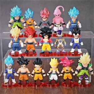 16pcs-Dragon-Ball-Super-Saiyan-God-Action-Figure-Son-Goku-Gohan-Vegeta-Veget