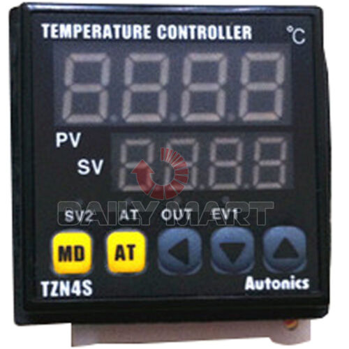 New in Box Autonics TZN4S-14R Thermostat Digital Dual PID Temperature Controller