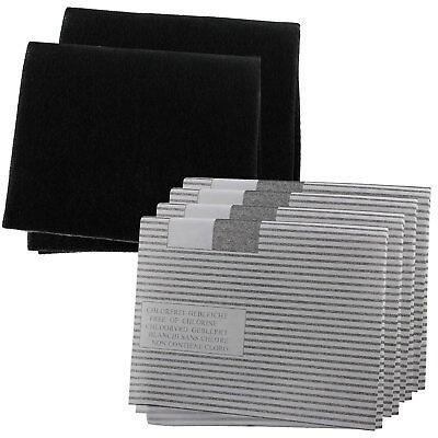 Hotte Filtres Kit Pour Samsung hotte vent Carbone Filtre à graisse