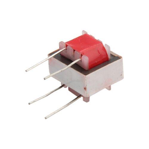 5PCS Audio Transformers 600:600 Ohm Europe 1:1 EI14 Isolation Transformer S