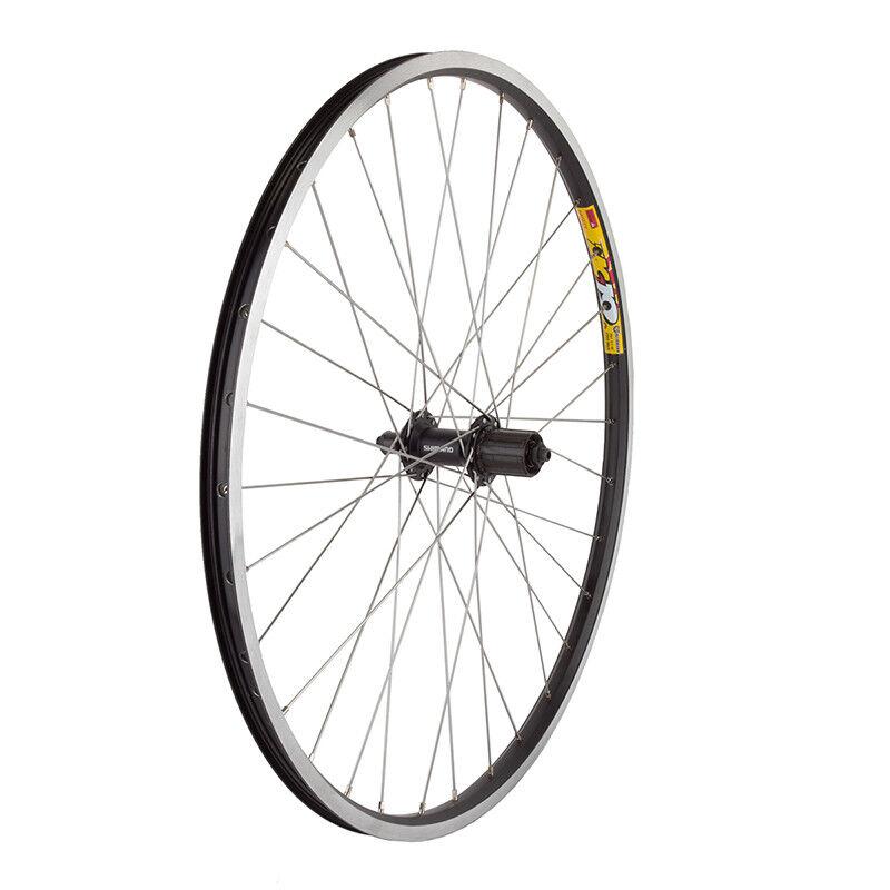 WM Wheel Rear 26x1.5 559x19 Wei Zac19 Bk Msw 32 T4000 8-10scas bk 135mm Dti2.0sl