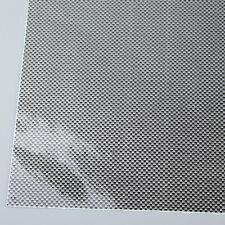 074007 RC 1/10 Racing Drift Model Car Body Carbon Fiber Pattern Decal Sticker