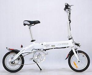 Electric-Bike-Foldable-E-Bike-Built-In-Battery-36V-Lithium-Ion-14-034-Unisex-New