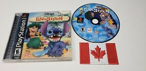 LILO-amp-STITCH-SONY-PLAYSTATION-1-PS1-034-CIB-034-RARE