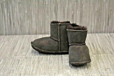 **EMU Australia Baby Bootie B10310 Shoes, Baby Size 12-18 ...