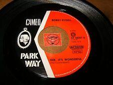 BOBBY RYDELL - I'LL NEVER DANCE AGAIN - GEE IT'S    / LISTEN - TEEN POPCORN