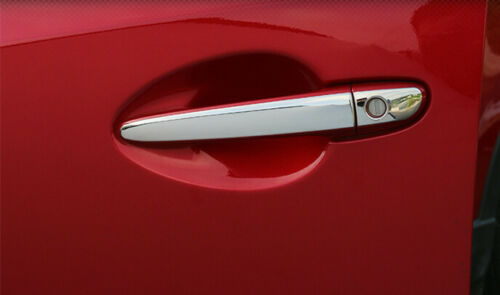 304 S//Steel door handle cover Chrome trims For Mazda CX5 CX4 Without Smart Key