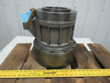 12 Large Through Hole Hydraulic Rotary Cylinder Spindle Chuck 5 Id