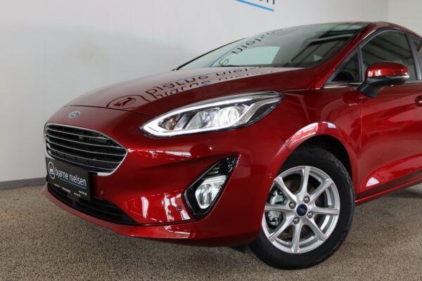 Ford Fiesta 1,0 EcoBoost mHEV Titanium - billede 3