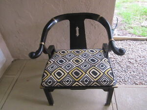 Enjoyable Details About Mid Century Modern Asian Chair James Mont Style Spiritservingveterans Wood Chair Design Ideas Spiritservingveteransorg
