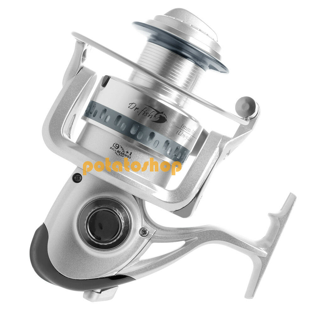 Offshore Big Game  Fishing Spinning Reel 9+1BB Saltwater Heavy Duty 8000-11000  great selection & quick delivery