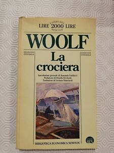 LA CROCIERA / VIRGINIA WOOLF / NEWTON 1994
