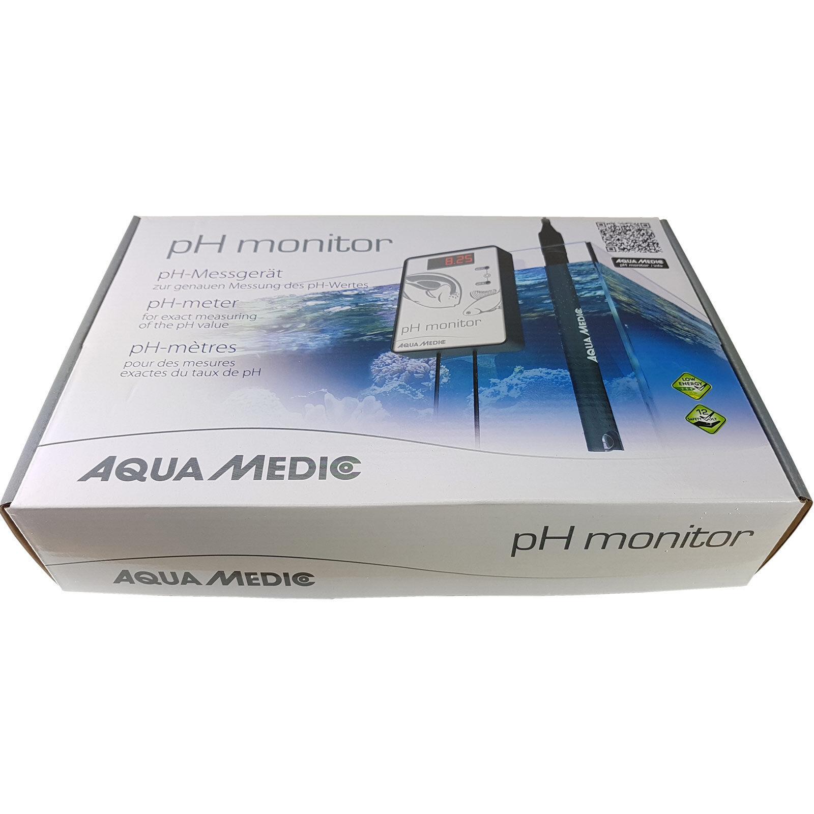 Aqua-Medic pH Monitor Messgerät zur genauen Messung des pH-Wertes