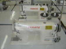 Yamata Fy 8700 Lockstitch Industrial Sewing Machine New Servolamptable Ddl8700
