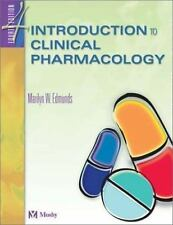 Introduction to Clinical Pharmacology 4th edition by Edmunds PhD  ANP/GNP, Mari