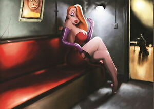 138459-JESSICA-RABBIT-Wall-Print-Poster-Affiche