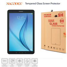 Nacodex for Samsung Galaxy Tab E 7.0 4g Sm-t113 Tempered Glass Screen Protector