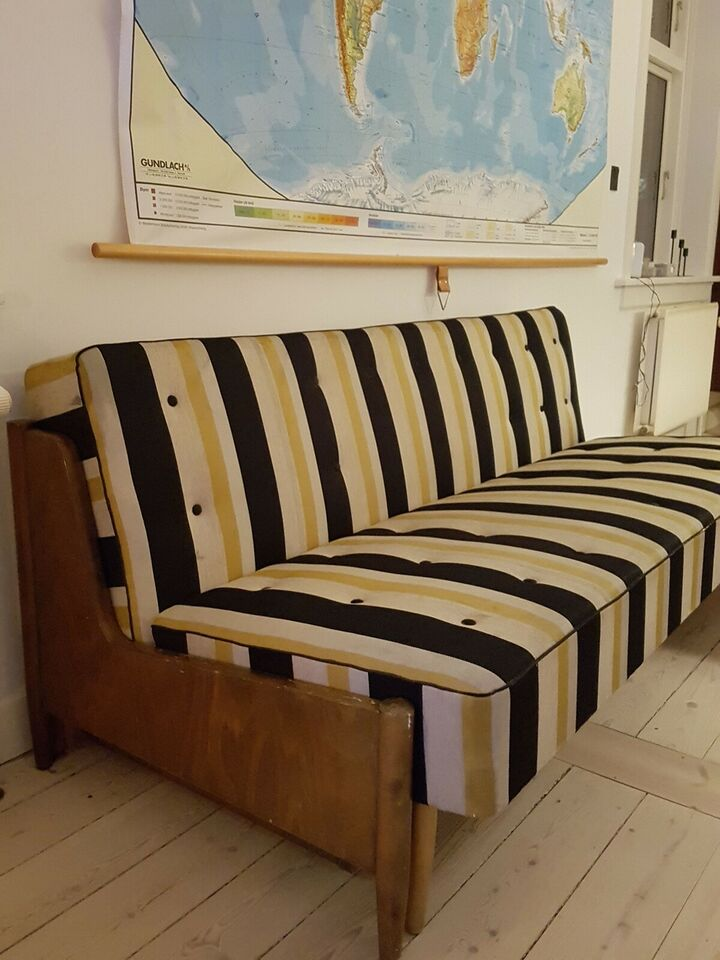 Daybed, stof, 2 pers.