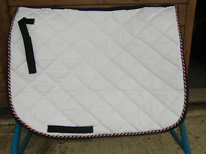 CompetitionSaddle Pad from Cozee Rugs - <span itemprop=availableAtOrFrom>Chesterfield, Derbyshire, United Kingdom</span> - Returns policy. If you return item to us within 14 days of purchase (from the date received), in perfect unused condition, complete with all the original packaging and la - Chesterfield, Derbyshire, United Kingdom