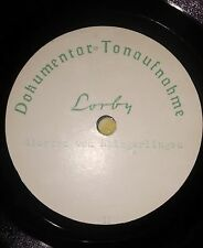 Lorby Dokumentar Tonaufnahme Glocken von Holzgerlingen