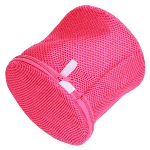 Laundry Saver Washing Machine Aid Bra Underwear Lingerie Mesh Wash Basket Bag Q