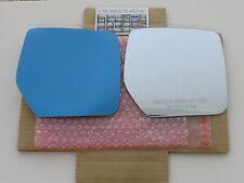 D290R 2007-2012 DODGE NITRO JEEP LIBERTY Mirror Glass Passenger Side + Adhesive
