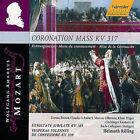 Mozart: Coronation Mass, KV 317 (CD, Oct-2001, Haenssler)