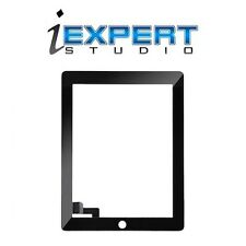 NEW Original for Apple iPad 2 Black Digitizer Touch Screen Lens Replacement