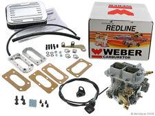 Suzuki Samurai Weber Carburetor Conversion Kit Manual Choke w/Genuine Weber