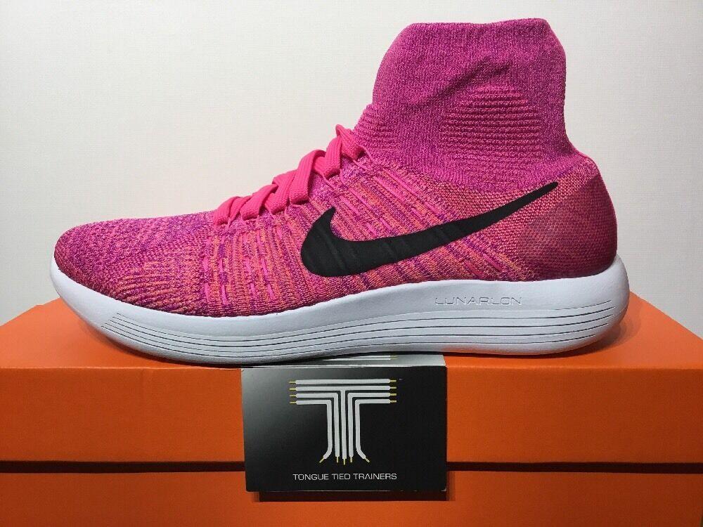 Nike Lunarepic Flyknit  Größe 818677 601  U.K. Größe  6.5 037db5