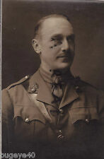 WW1 Officer Lt Colonel E C Jennings 7th Rifle Brigade & 6th Royal Fusiliers