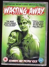WASTING AWAY - MATTHEW DAVIS, JULIANA ROBINSON - NEW & SEALED R2 DVD